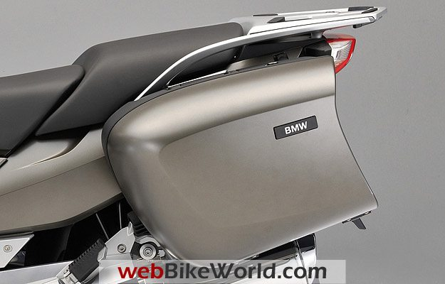 2010 BMW R1200RT Luggage