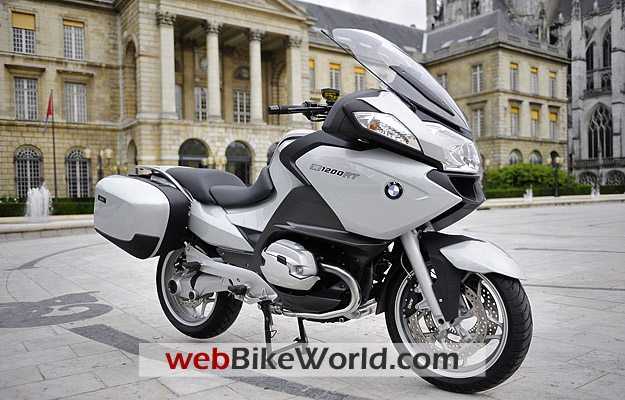 2010 BMW R 1200 RT Outdoors