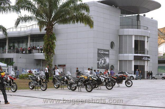 BMW S 1000 RR at Sepang Circuit, Malaysia