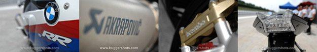 BMW S 1000 RR Parts