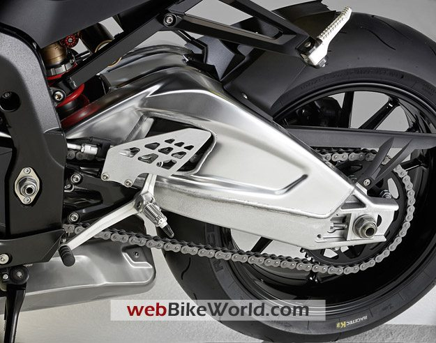 BMW S1000RR - Swingarm