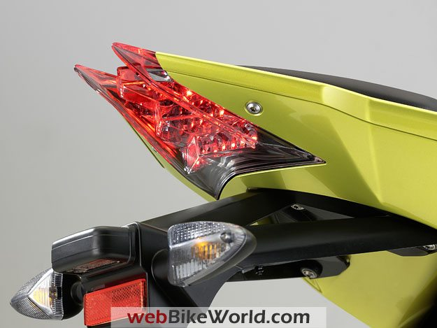 BMW S1000RR - Tail Light