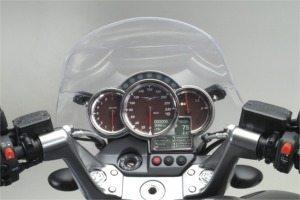 Moto Guzzi Breva 1100 instruments
