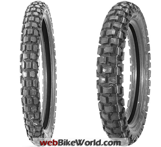 Bridgestone Trail Wing TW301 and TW302 Tires