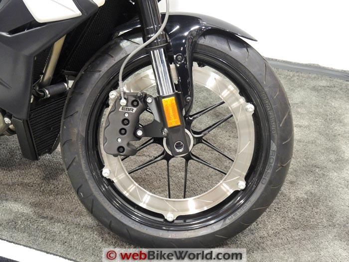 Buell EBR 1190SX Front Brake