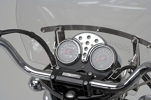 Moto Guzzi California Vintage - Dashboard