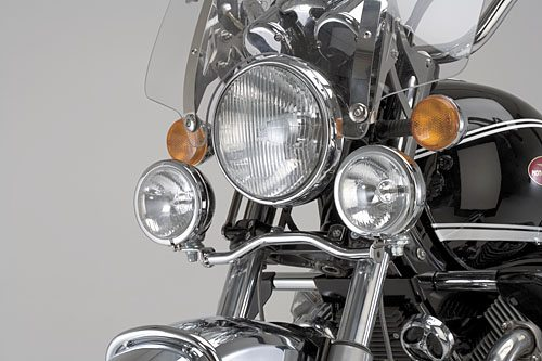 Moto Guzzi California Vintage - Front Light Bar