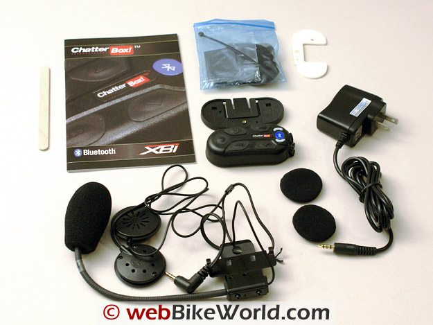Chatterbox XBi - One Complete Helmet System