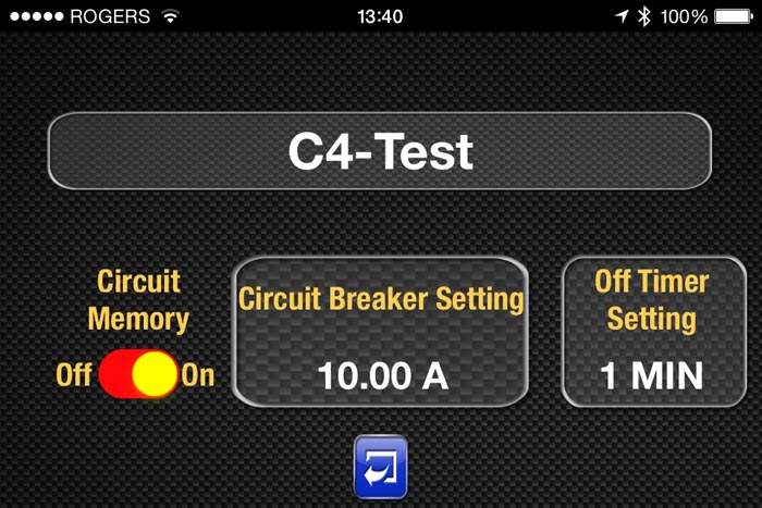 Circuit Memory
