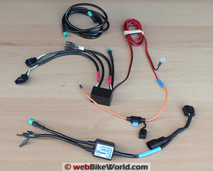 Clearwater CANopener Wiring Harnesses