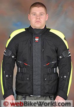 Clover Tekno Jacket Product of the Year
