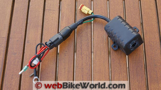 Cyclops Adventure Sports Dimmer Assembly and Harness