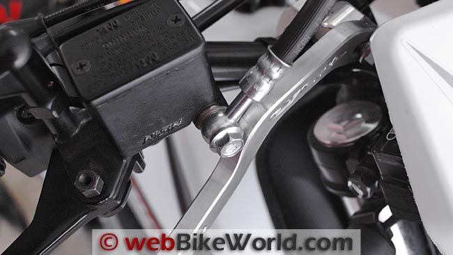 Cycra Hand Guard Interference With Master Cylinder