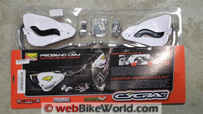 Cycra Hand Guards