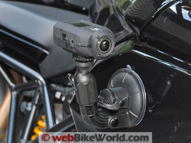 Where to Buy Motorcycle Camera Mounts
