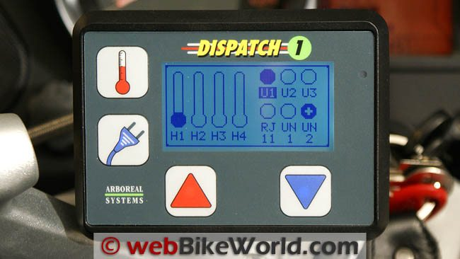 Dispatch 1 Controller Module