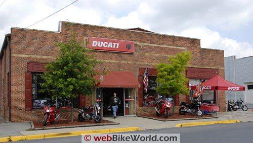 Duc Pond Motorsports - Winchester, Virginia