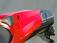 Ducati 999 exhaust