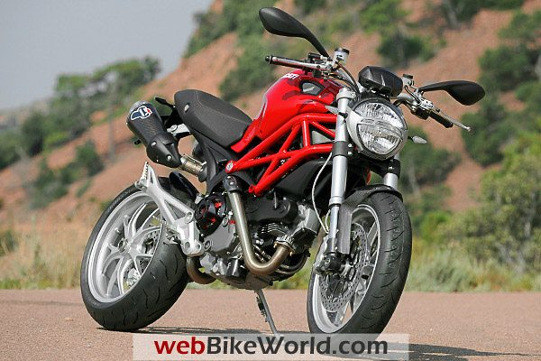 Ducati Monster 1100 - Termignoni Exhaust
