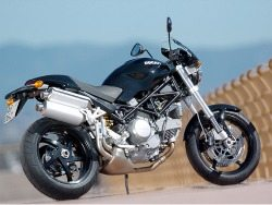 Ducati Monster S2R - black