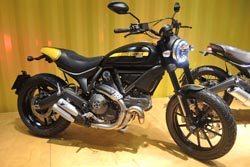 Ducati Scrambler Preview