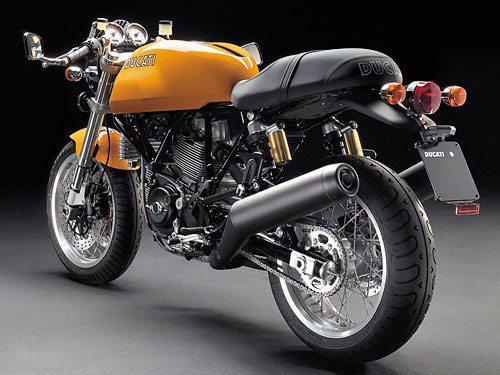 Ducati Sport 1000 Biposto - Yellow