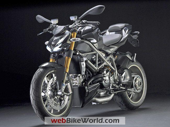 Ducati Streetfighter - Left