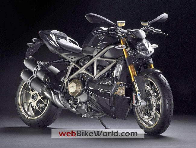 Ducati Streetfighter - Right