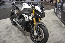 Buell EBR 1190SX Preview