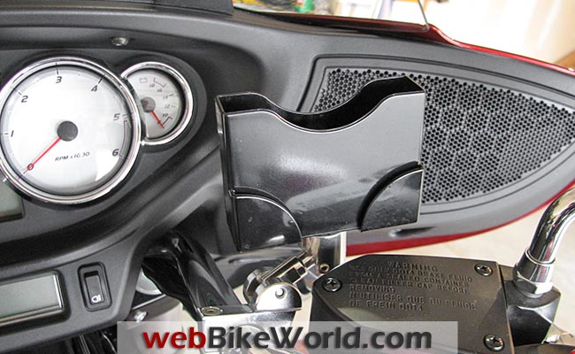 Motorcycle EZ Pass Toll Holders - webBikeWorld