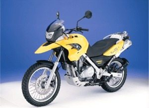 Bmw F650gs Webbikeworld