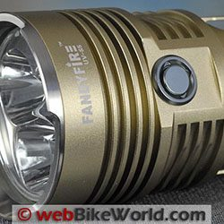 FandyFire UV-S5 Flashlight Product of the Year