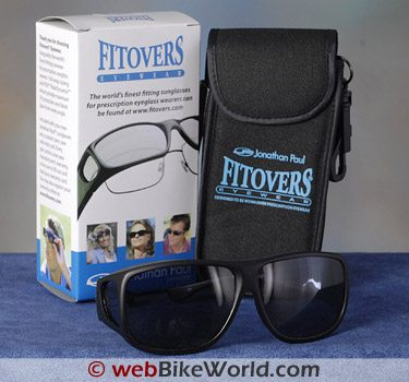 10ce527add Fitovers Motorcycle Sunglasses Review - webBikeWorld
