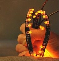 Motorcycle LED lights - Hyper-Strip LED accent lights