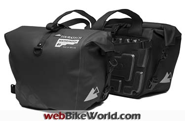 Touratech Moto Saddle Bags Review - webBikeWorld b0e778bb60dbb