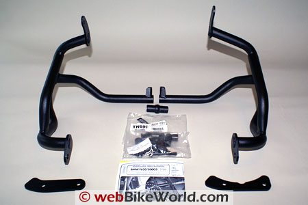 BMW F 800 GS Engine Guard Crash Bars