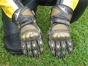 Teknic Violator Motorcycle Gloves - webBikeWorld