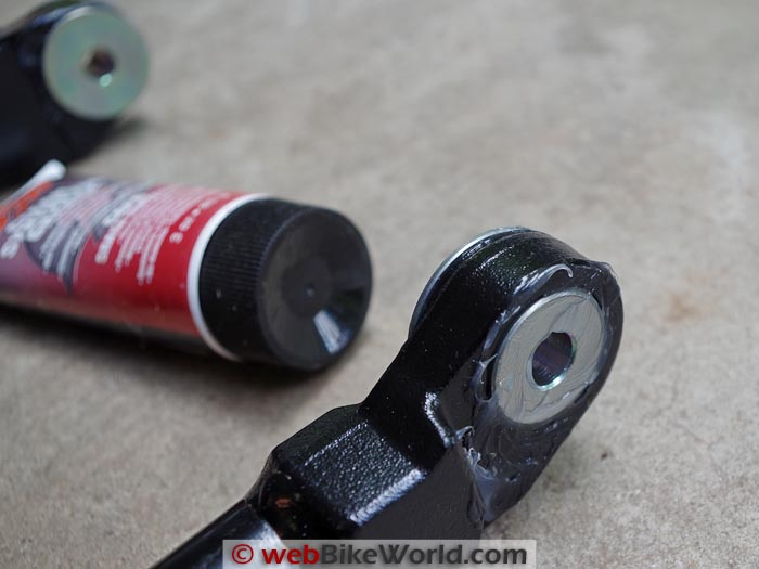 Greased Bushings
