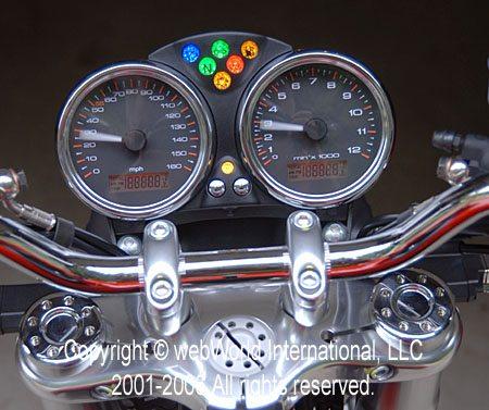 GT1000 Instruments