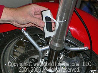 Ducati GT 10000 Front Reflectors