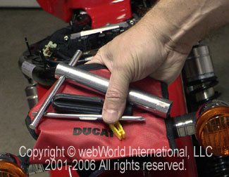 GT 1000 Tool Kit
