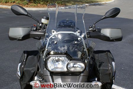 BMW F 800 GS - Hand Guards