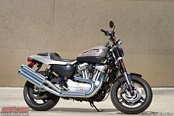 Harley-Davidson XR1200 Review