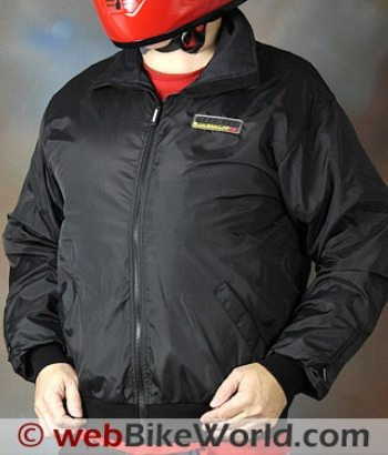 gerbing microwire heated jacket liner review webbikeworld rh webbikeworld com