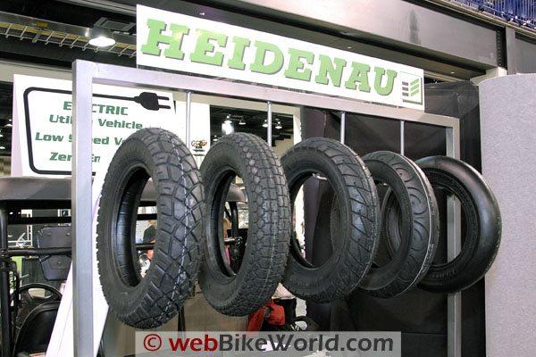 Heidenau Tires