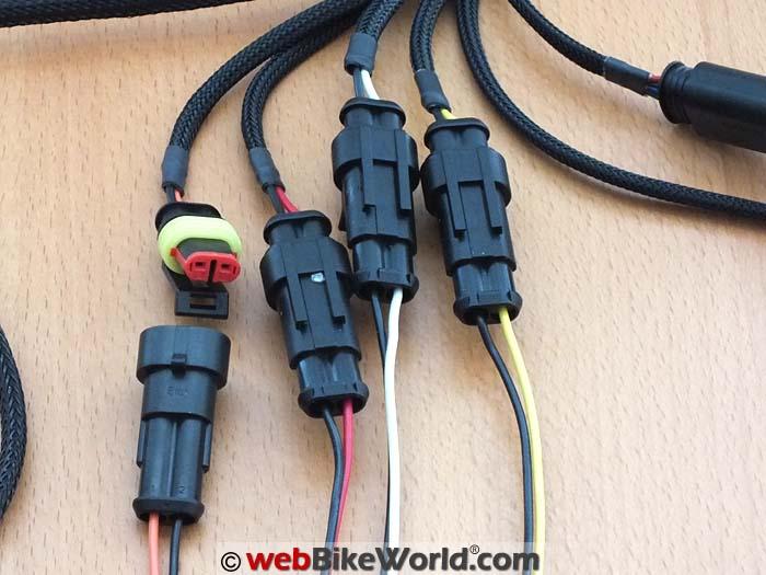 HEX ezCAN Channel Connectors