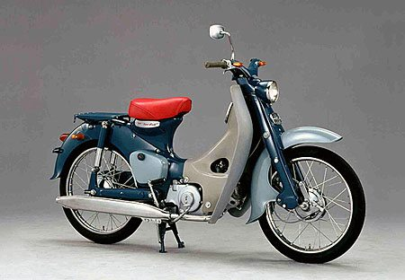Honda Super Cub - First Edition