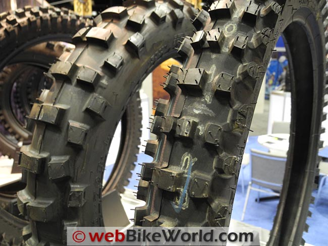 IRC BR-99 Battle Rally Front Tire