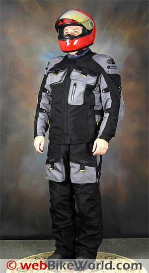 Joe Rocket Dry Tech Nano Jacket and Pants