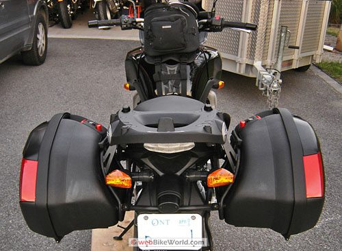 GIVI Luggage Mounts